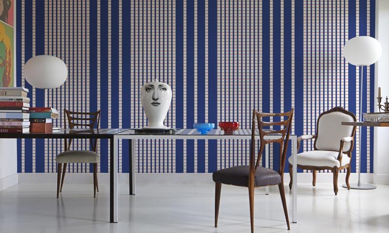 Estas son las telas y papeles pintados que se llevan este año para dar a tu casa un plus de estilo