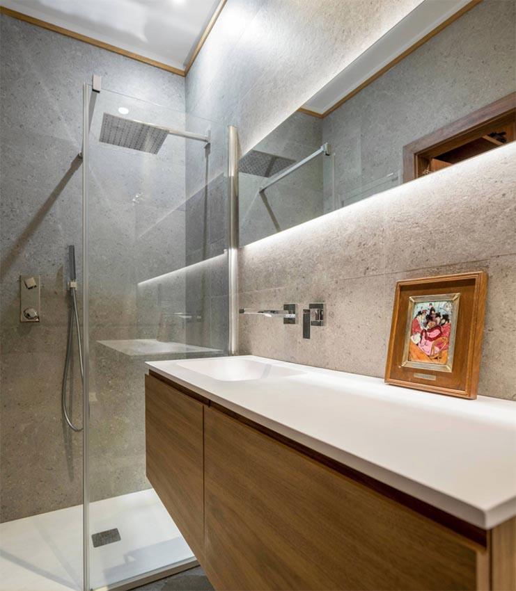 Decoración baños: Así puedes hacer que tu cuarto de baño parezca más ...