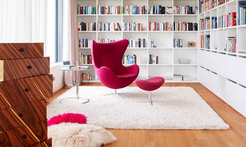 Sillones individuales para hacer más cómoda tu casa (y no solo el salón)