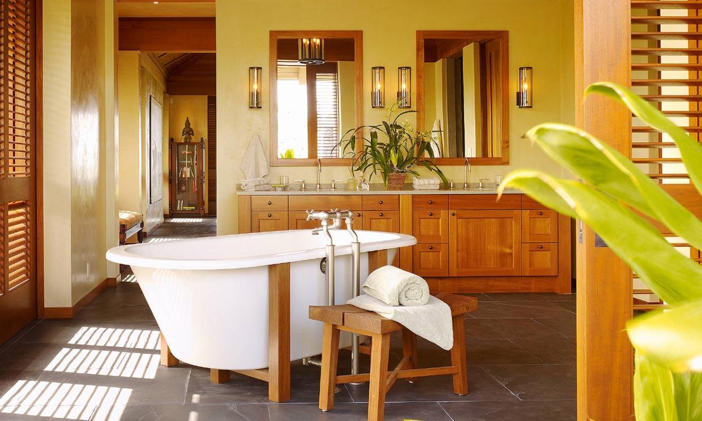 Decoración baños: Pon una isla en tu baño (es tendencia ...
