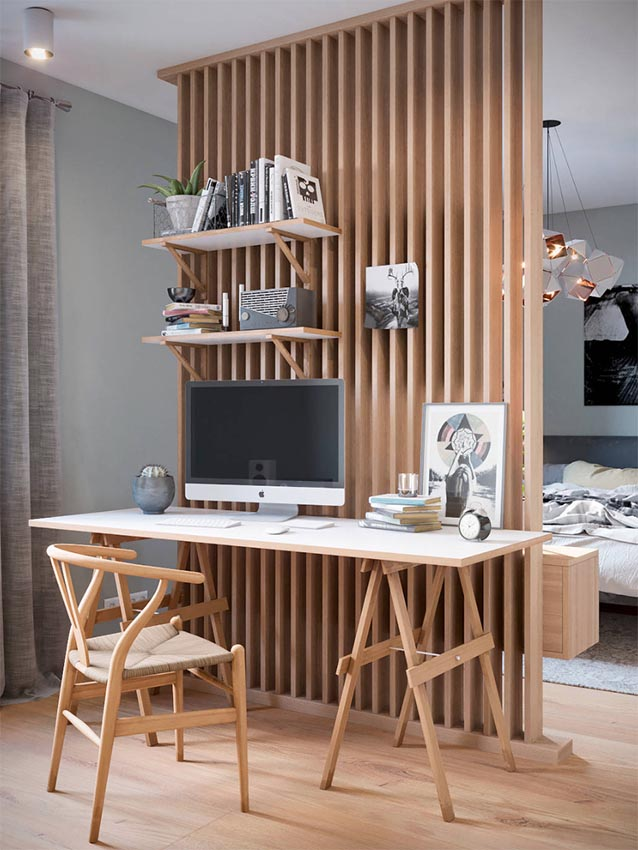 Ideas de decoración: La madera también puede ser el toque original de tu  casa - Foto 1