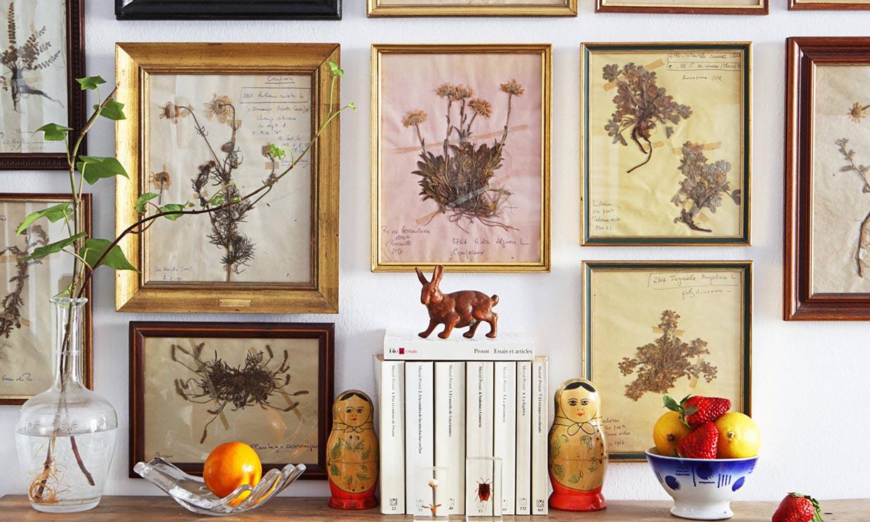 Estas son todas las formas de dar vida a una pared usando cuadros