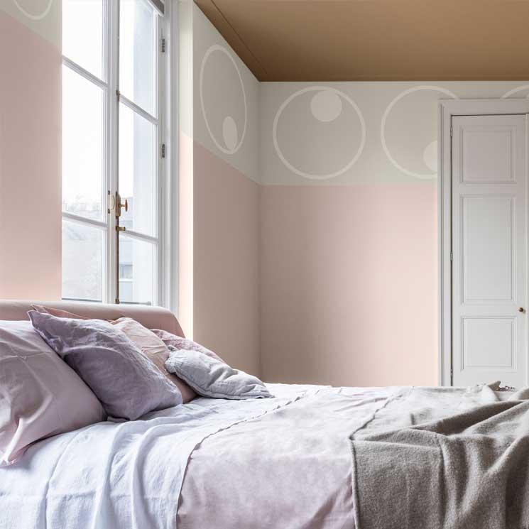 Decoraci n dormitorios 10 colores de tendencia para - Colores pared dormitorio ...