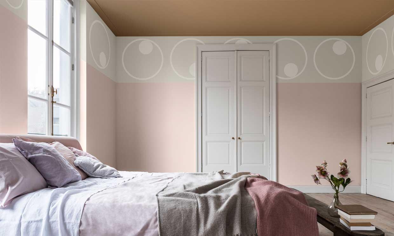 Descubre cuáles son los colores de tendencia para pintar el dormitorio