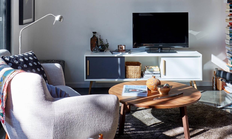 Si tu salón es pequeño, estos trucos te ayudarán a sacarle partido