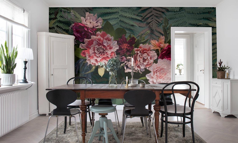 En primavera, toma nota de estas ideas florales para la decoración de tu casa