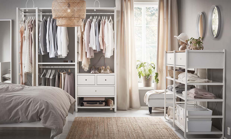 Haz crecer tu vestidor: estos trucos te darán metros