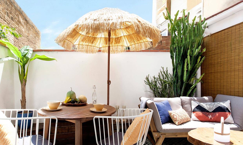 Ideas imaginativas para decorar un patio interior y crear el mejor ambiente