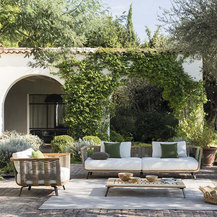 Muebles de terraza y jard n c mo elegir muebles de - Mubles de jardin ...