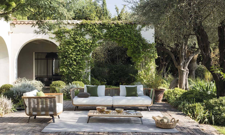 Muebles De Terraza Y Jardín Cómo Elegir Muebles De Exterior