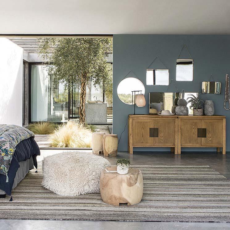 Ideas de decoraci n explota el lado m s zen de tu casa para lograr un hogar en armon a foto - Como cambiar de look en casa ...