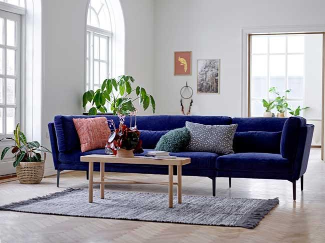 Muebles de sal n la mejor tela para tapizar el sof - Como elegir sofa ...