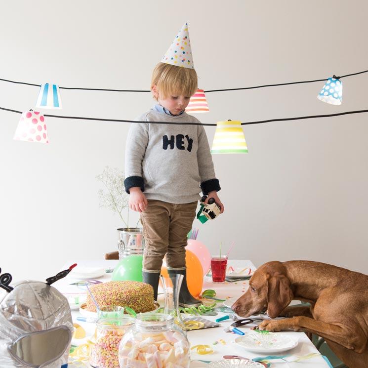 12 Ideas Para Organizar Una Fiesta Infantil En Casa Y Que