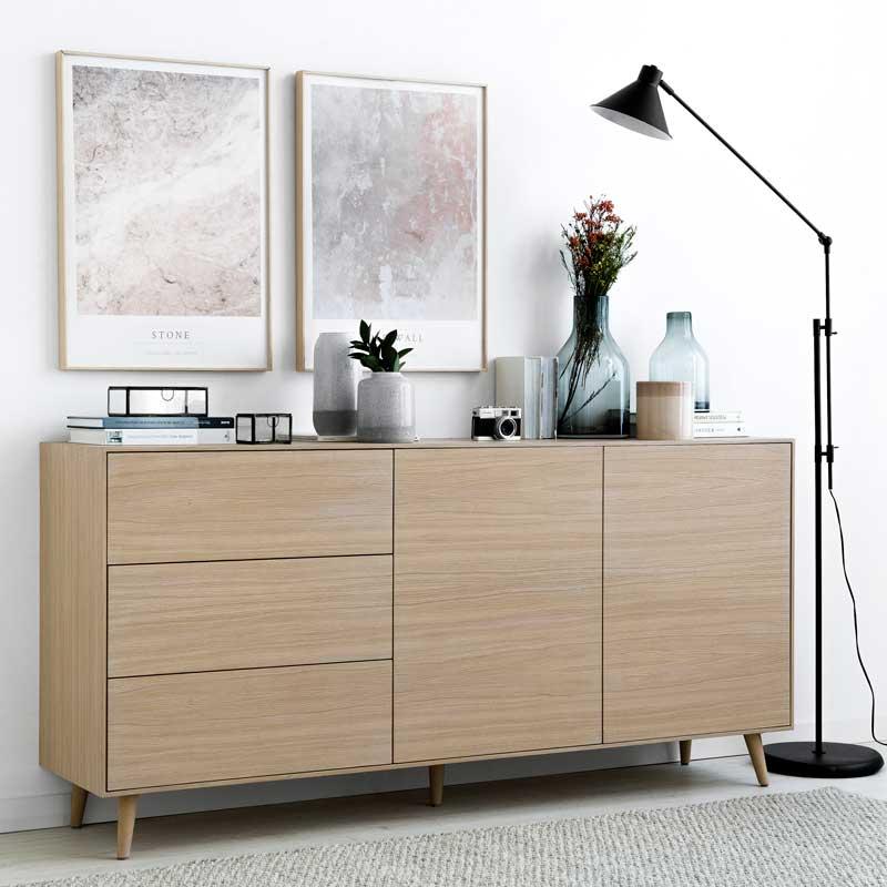Muebles de salón: Trucos para elegir el aparador perfecto para tu ...
