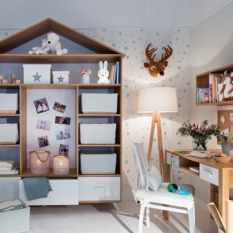Habitaciones Infantiles Ideas Para Decorar El Dormitorio De Los Ninos Foto 1