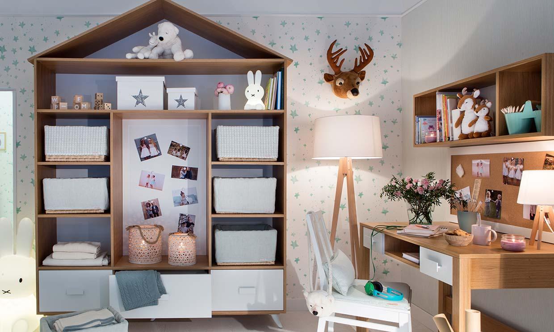Habitaciones infantiles: Ideas para decorar el dormitorio de ...