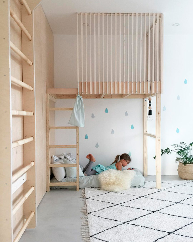 ideas de almacenamiento de la habitación del bebé Habitaciones Infantiles Ideas Para Decorar El Dormitorio De