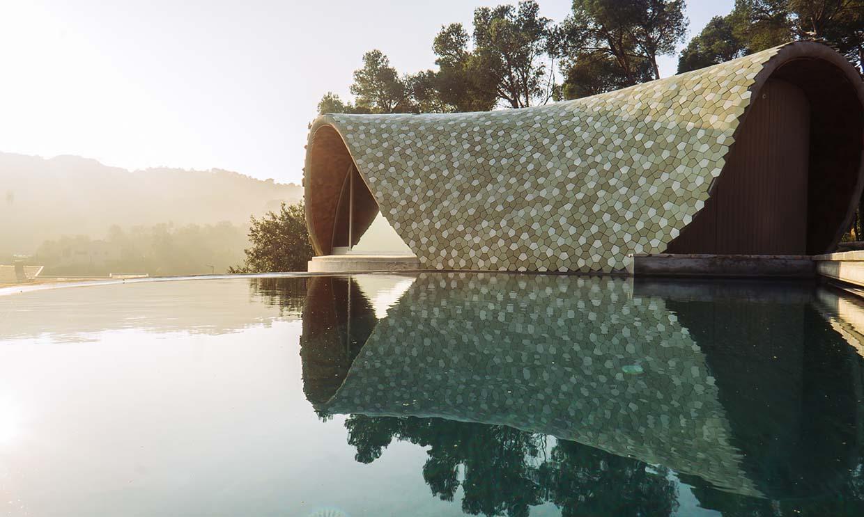 Arquitectura mediterránea en versión inteligente: un casa sostenible en la que vivir