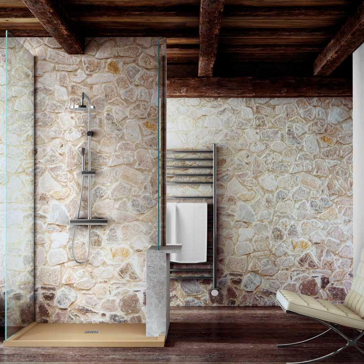 Decoración baños: Pistas \'deco\' que te ayudarán a elegir entre ducha ...