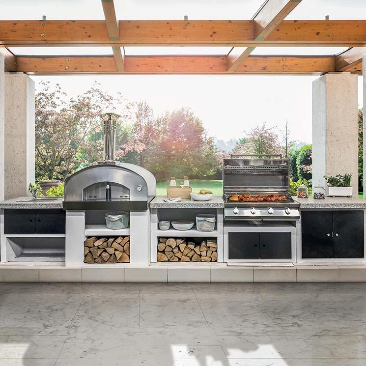 Decoracion Cocinas Autenticas Cocinas Al Aire Libre Foto 1