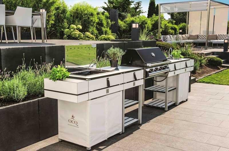 Decoración Cocinas Auténticas Cocinas Al Aire Libre Foto 1