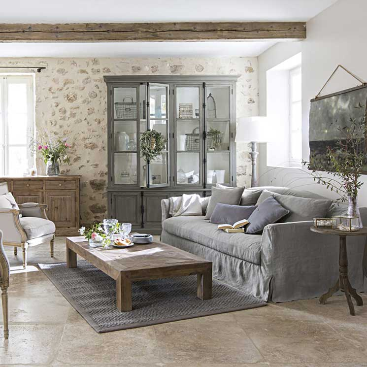Ideas para decorar una casa de campo foto for Ideas para decorar interiores de casas