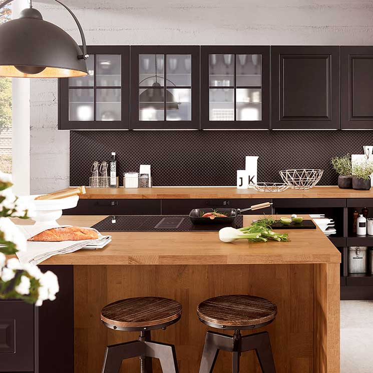 7 diseños de cocinas de islas que te enamorarán | Muebles de ...