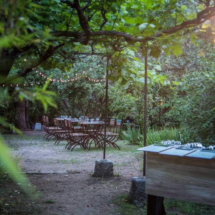 Restaurantes De Diseño Para Disfrutar Del Verano En Madrid