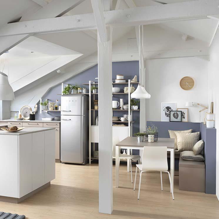 Decoración cocinas: \'offices\' cómodos, bonitos y muy ...