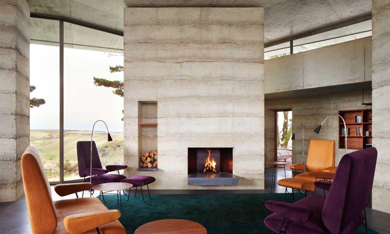 Estas tres casas, diseñadas por un premio Pritzker, se alquilan por vacaciones