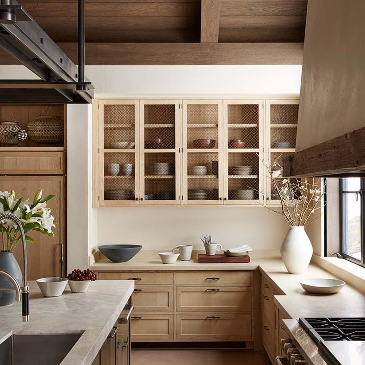 Cocinas con muebles en madera: más allá del clásico - Foto 1
