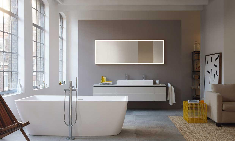Cómo iluminar correctamente cada zona del cuarto de baño
