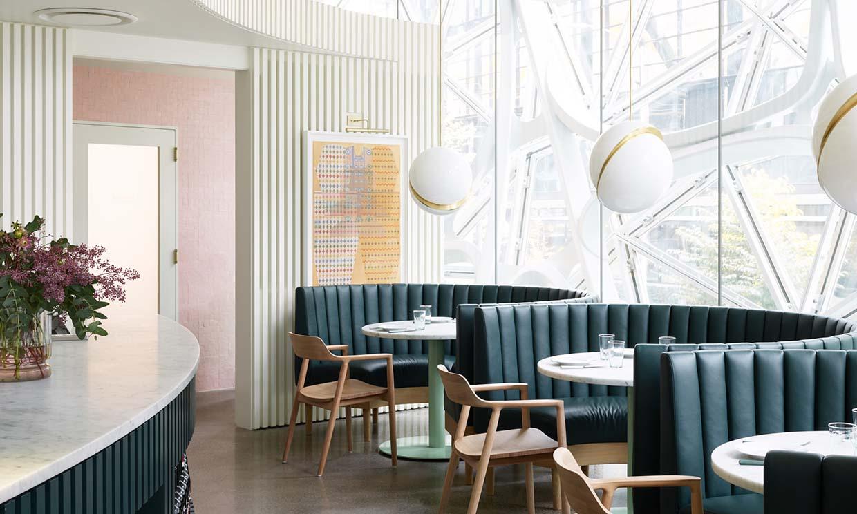 Estos restaurantes conquistan por su decoración (no solo por su carta)