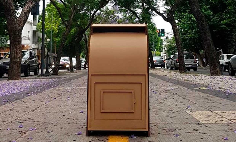 El cartón, una alternativa sostenible y decorativa