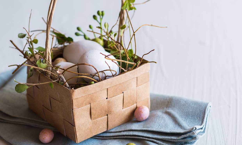 ¿Acumulas bolsas de papel? ¡Recíclalas fabricando una cesta con tus propias manos!