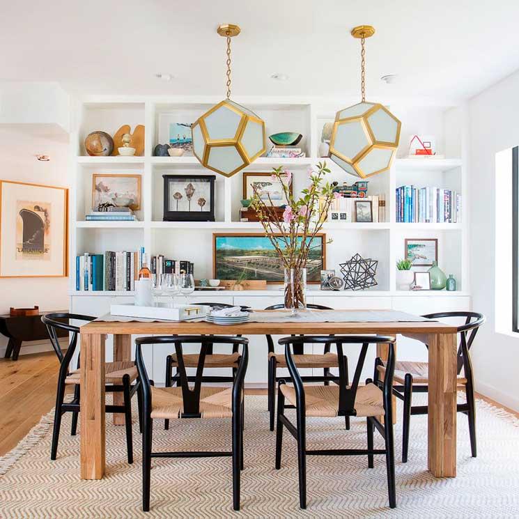 decoracion sillas comedor