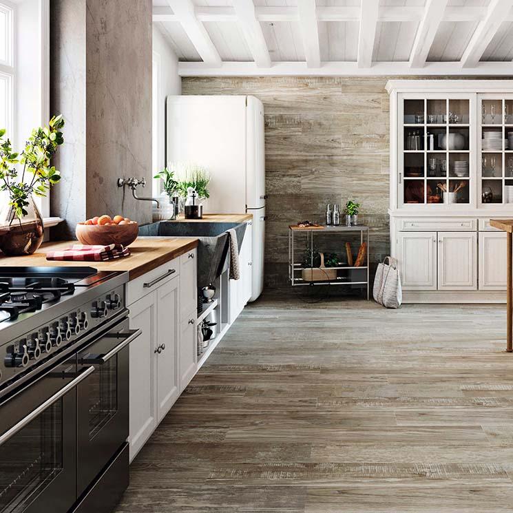 Decoración cocinas: El estilo rústico se actualiza - Foto 1