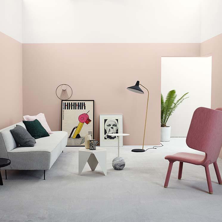 Ideas modernas y atrevidas para pintar las paredes foto - Ideas para pintar la casa ...
