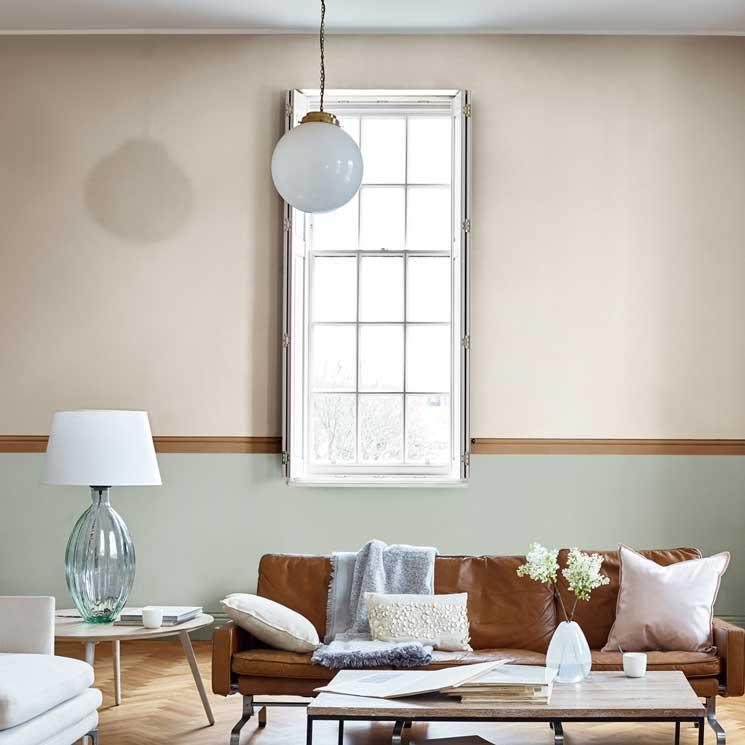 10 colores para pintar las paredes del salón que harán que ...