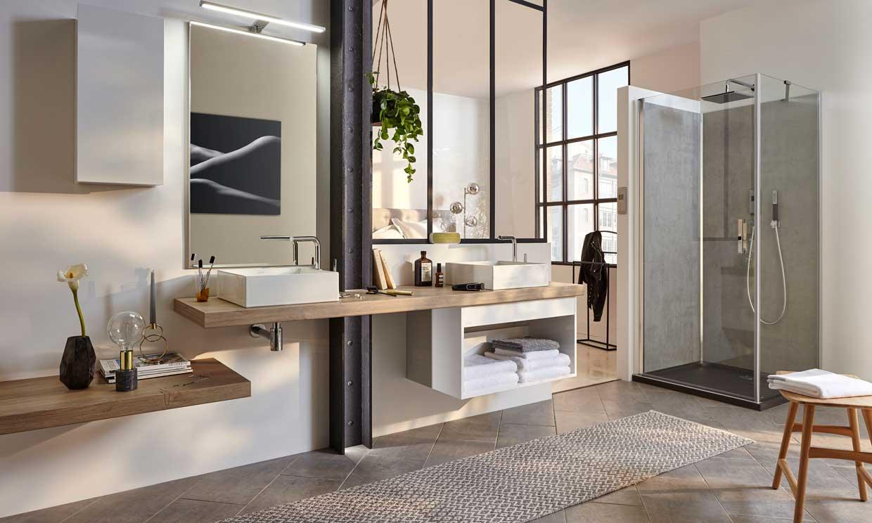 Estos son los cuartos de baño que triunfarán en 2020