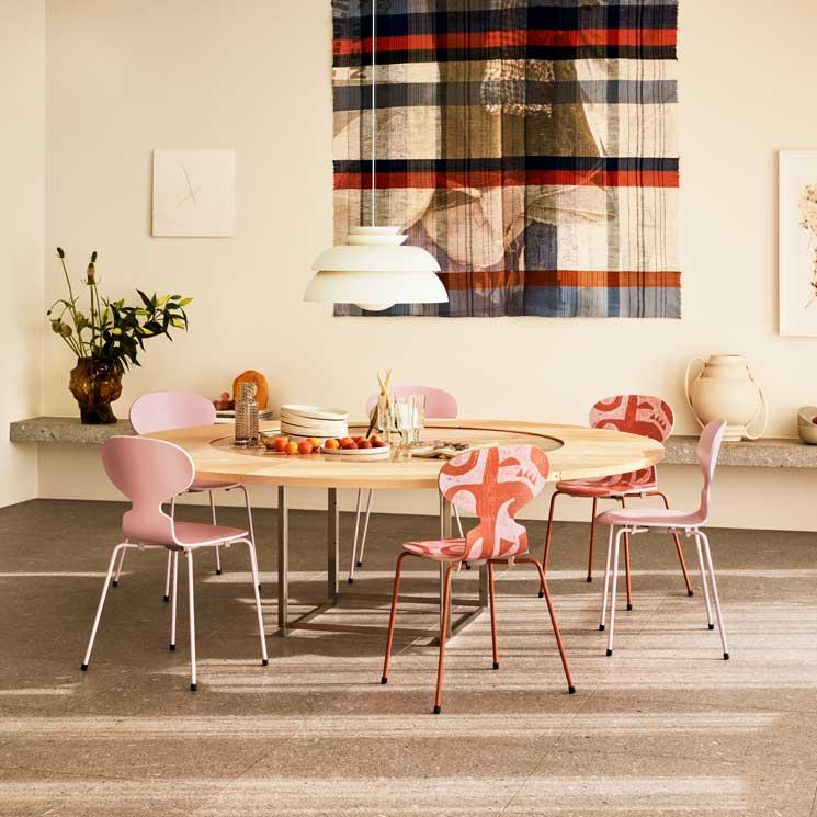 Muebles de salón: Así debes combinar las sillas de comedor ...