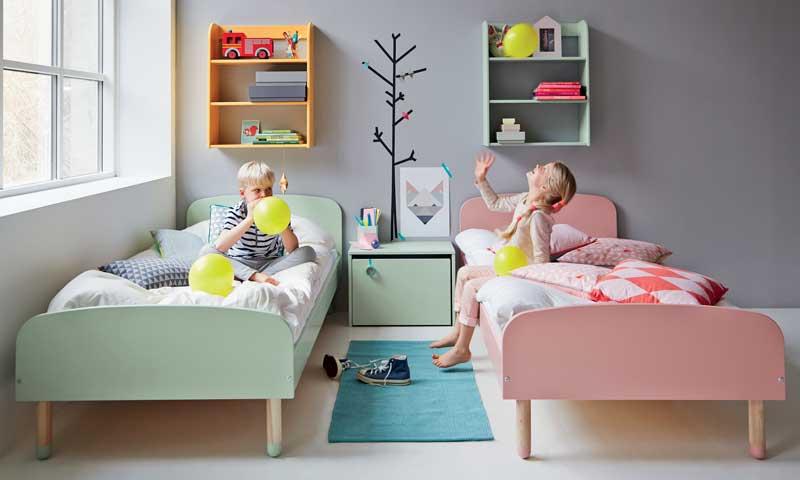 Ideas Para Habitaciones Infantiles Compartidas Foto 1