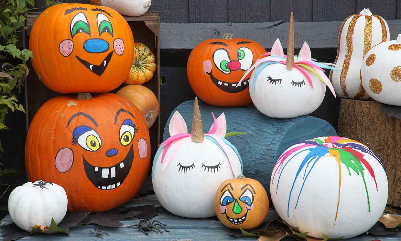 Prepara Un Halloween Alternativo Decorando Estas Calabazas