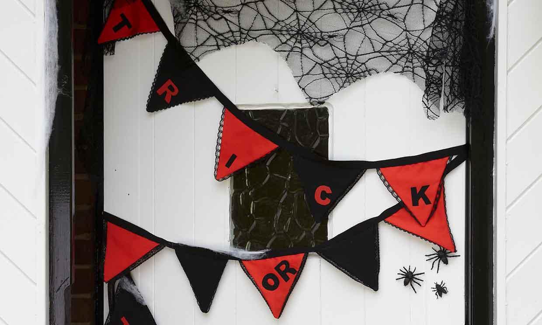 Decora tu hogar en Halloween con estas originales guirnaldas