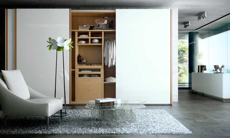 El armario ideal 2. Distribuye adecuadamente