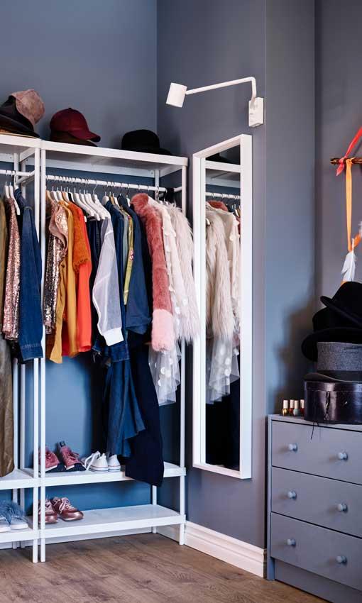 El armario ideal 4. En busca del orden
