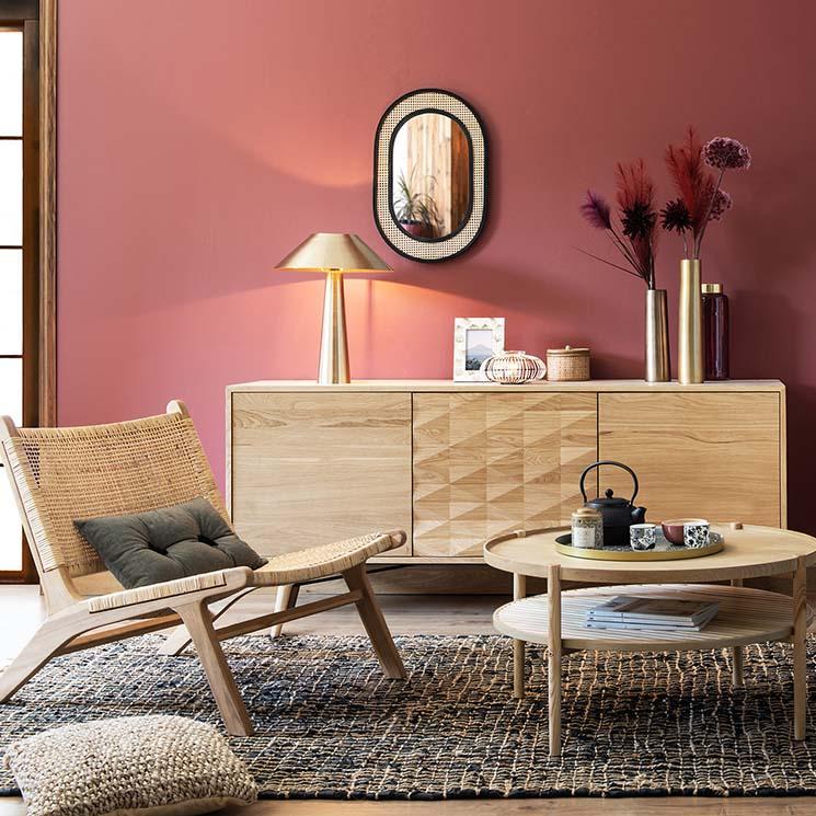 Muebles de salón: Decorar con vitrinas y aparadores el salón ...