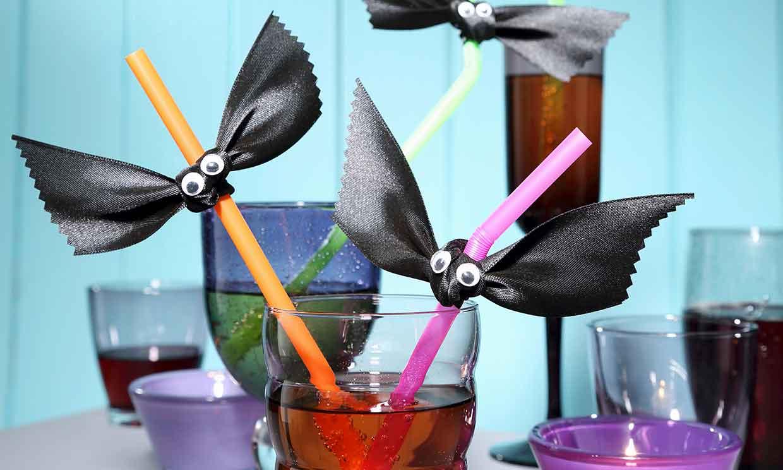 Detalles 'deco' para una fiesta infantil de Halloween