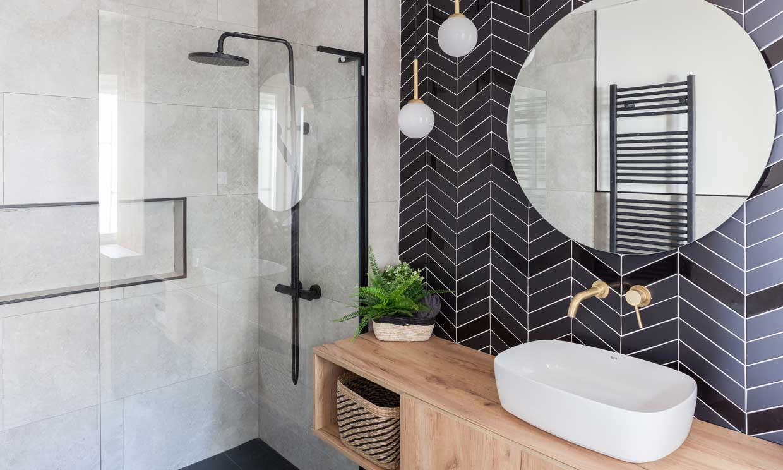 Soluciones prácticas para baños pequeños
