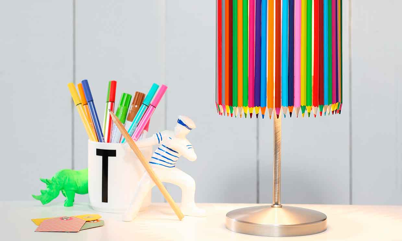 Enciende tu creatividad con estas originales lámparas